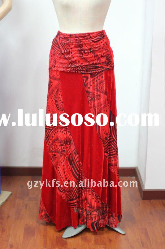 Wholesale Long Skirts For Middle-East