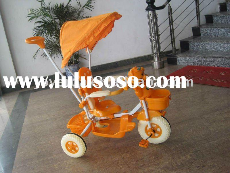 children pram tricycle baby stroller kids tricycle with cartoon music