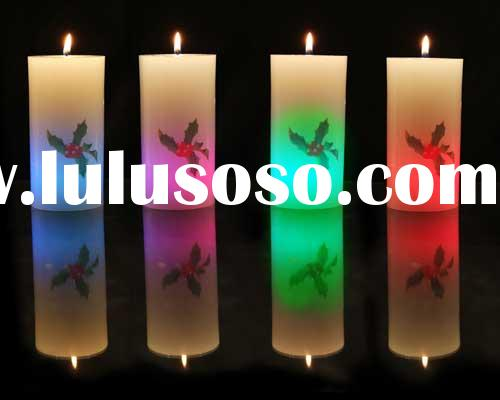 lighted candle,candle lamp,art candle,electronic candle,flash candle,decorative candle,flameless can