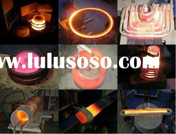 medium frequency 230kw Induction furnace to preheat