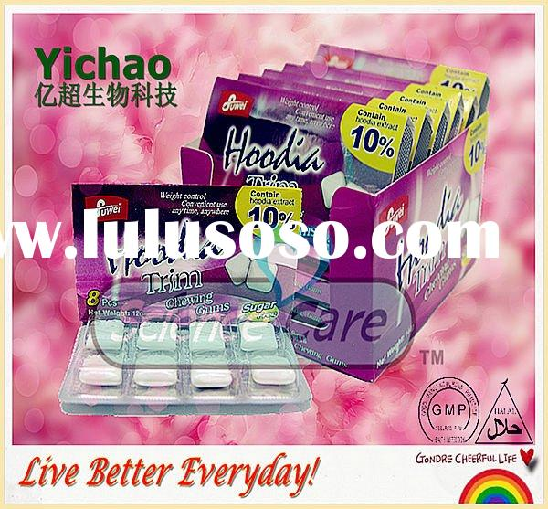 new product 2012 Xylitol Hoodia trim chewing gum