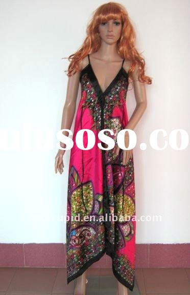 supply 2011 maxi woman long dresses with low price from china