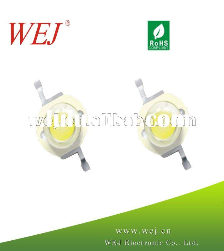 1W high power LED lamp white color with very attractive price