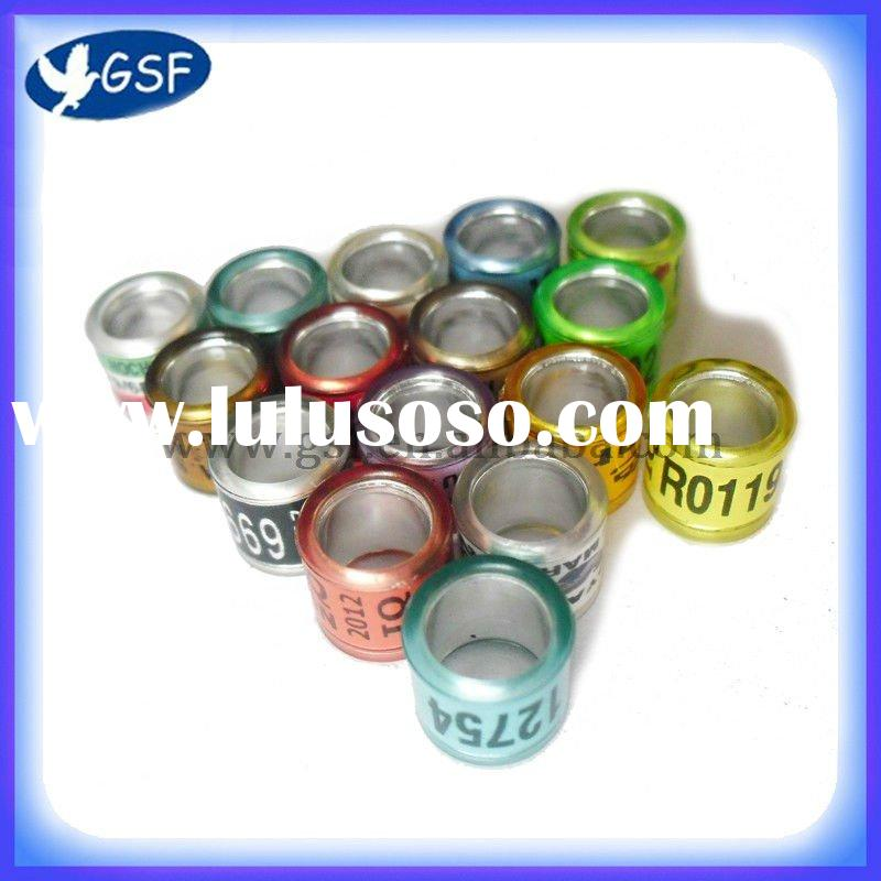 2011 latest style fsshion promotion good design racing pigeon ring