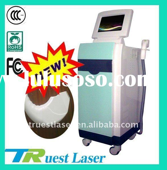 2011 the newest 808nm diode laser hair removal equipment(CE certification)