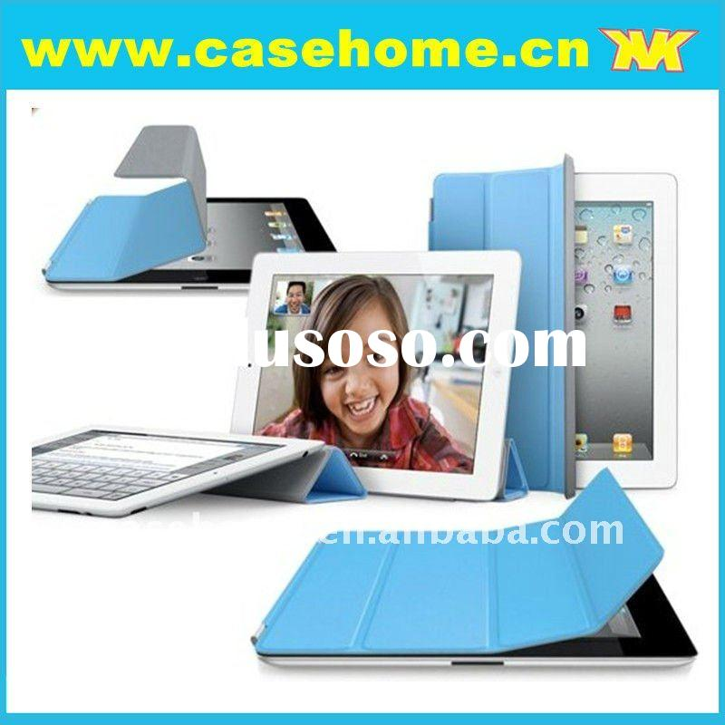 2012 New Smart cover design for new ipad case/ipad 3 case !!!!!!