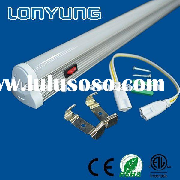 2012 USA Canada New Patent T8 Integrative led tube lamp 9W 18W