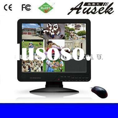 4CH 15 inch LCD all-in-one Standalone DVR