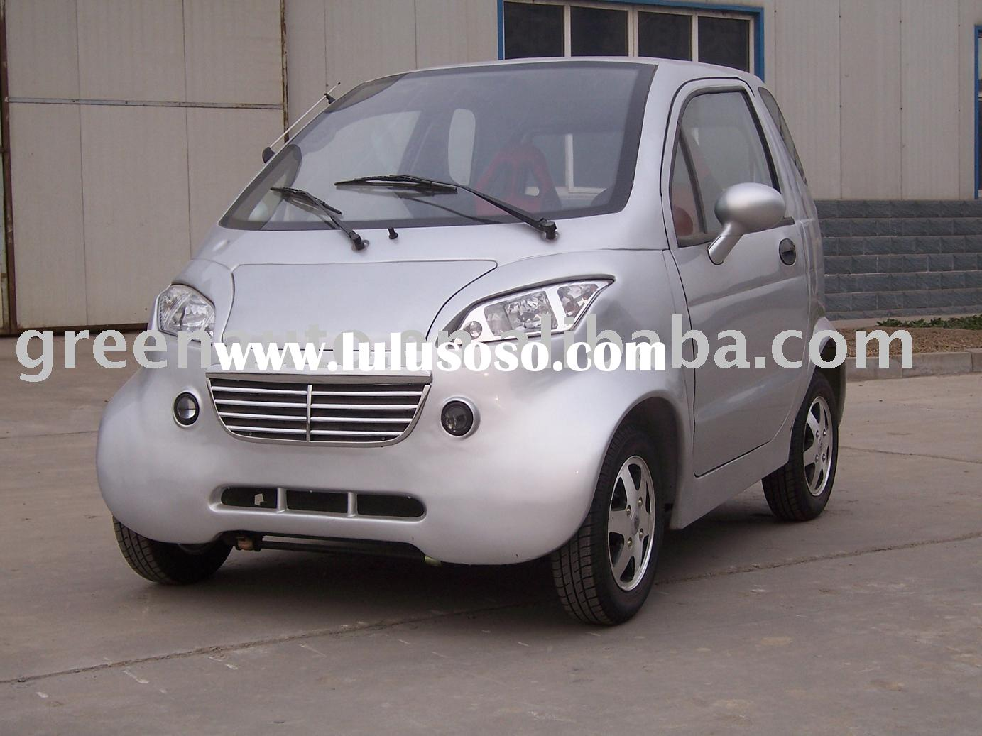 8.5kw Electric Car With High Speed