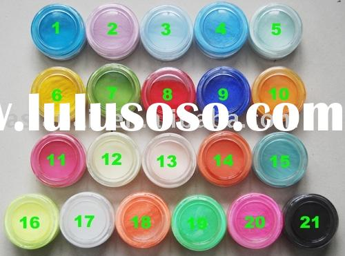 Acrylic Color Powder, 3D Acrylic Powder, Nail Art, Nail Sculpture Powder