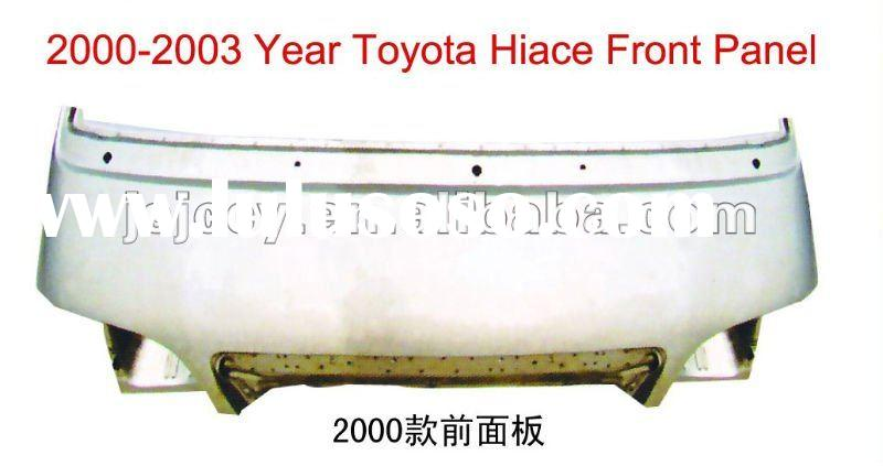 Auto body Parts Toyota HIACE (2000-2003) Front Panel