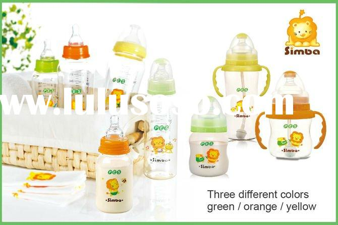 BPA Free PES Baby Feeding Bottle Collection
