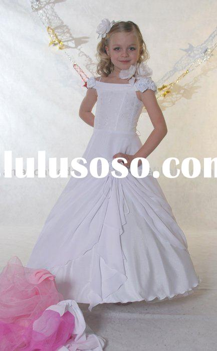 Baby formal flower girl dress