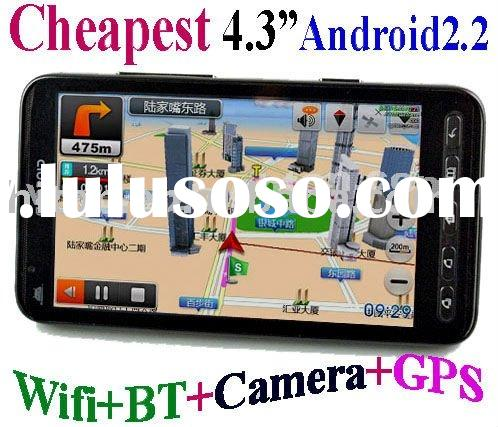 Cheapest 4inch 4 inch Android2.2 TV GPS GSM GPRS MID UMPC PDA Tablet PC Phone with 4 inch GPS GSM GP