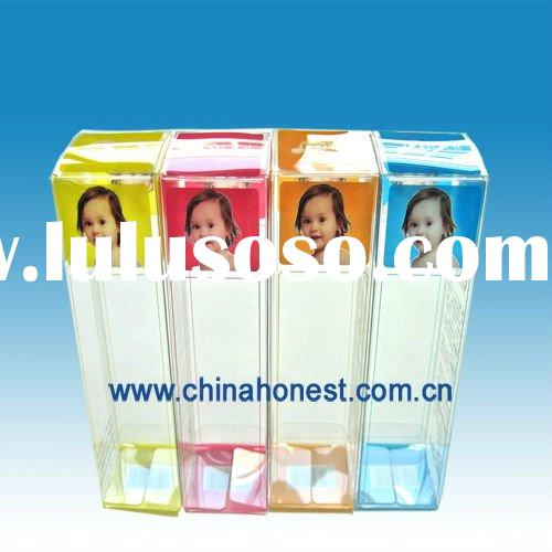 Clear Plastic Folding PVC Packing Boxes