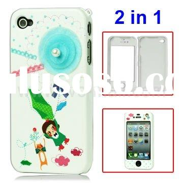 Cocoroni Snap-on Hard Plastic Carrying Cases for iPhone 4