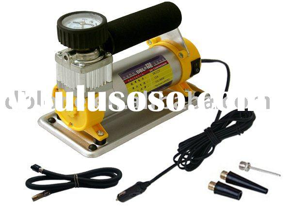 DC 12V air compressor/car air pump