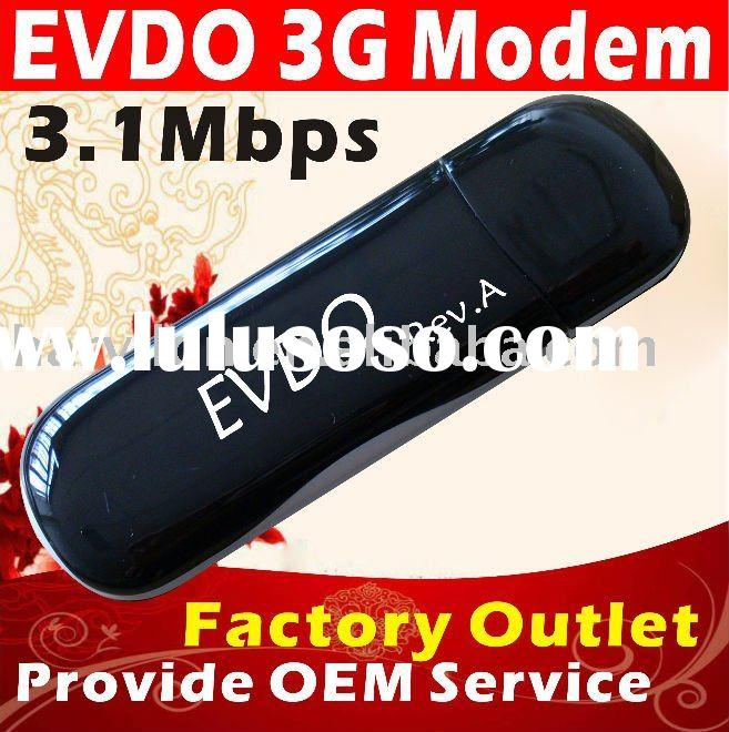 DUAL BAND SUPPORTED EVDO Rev.A usb wireless dongle