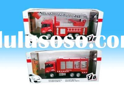 Die cast fire engine car toy / alloy auto models toy