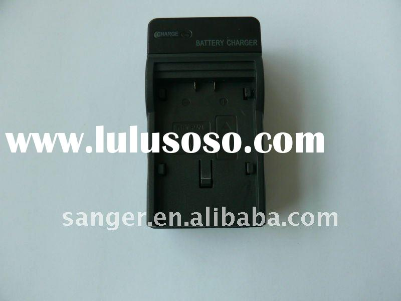 Digital camera battery charger for Panasonic VBN130/260