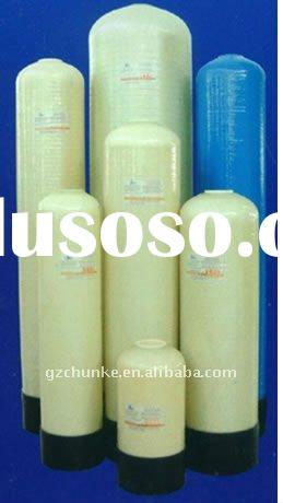 FRP water filter/softener fiberglass tanks