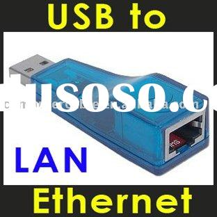 HOT SELL Fast Ethernet USB to LAN Adapter