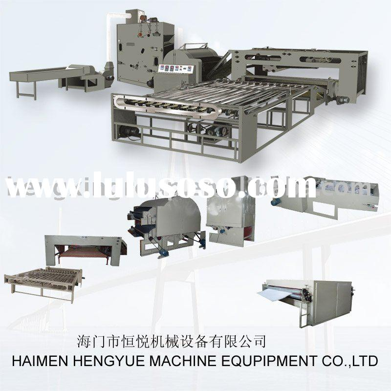 HY QUILTS LINE,HENGYUE BEDDING PRODUCTION LINE,HX QUILT FILLING MACHINE