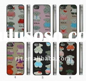 Hello kitty hard PC case for Iphone 4g