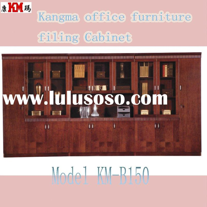 KM-B150 2012 best hot high quality cheap price wooden antique file cabinets