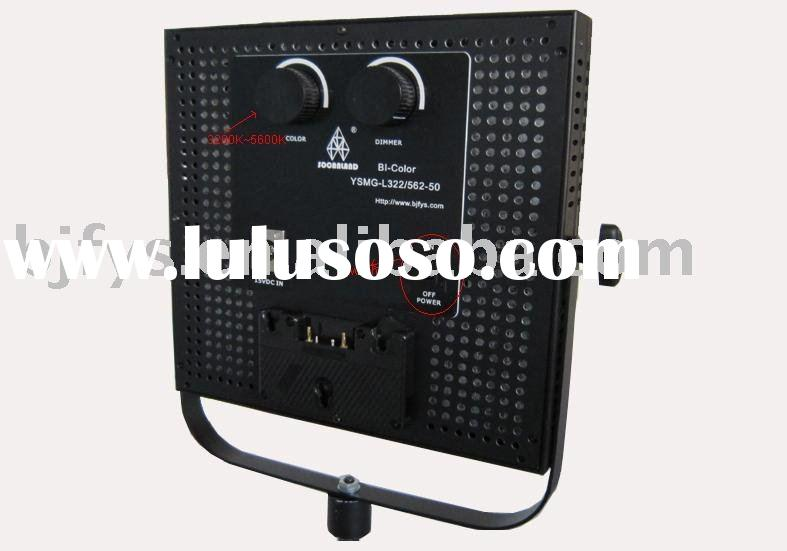 LED broadcast light
