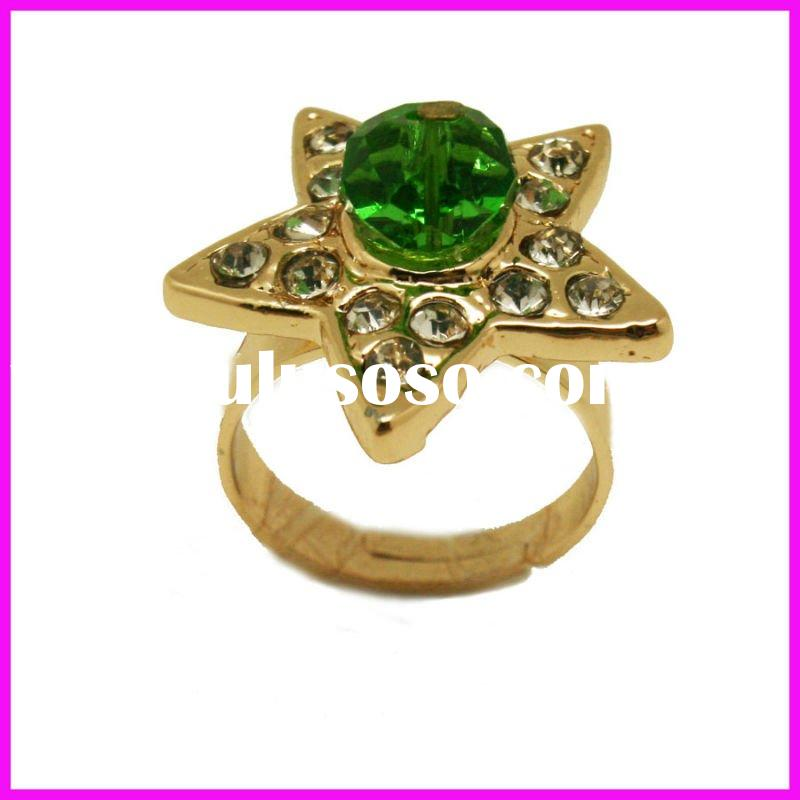 New fashion ring jewelry for Christmas