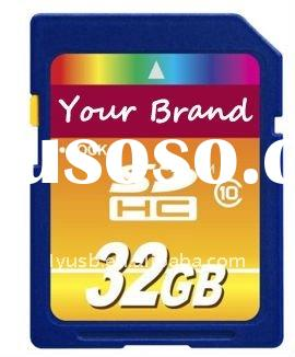 OEM 32GB Class 10 SDHC Memory Card with best price