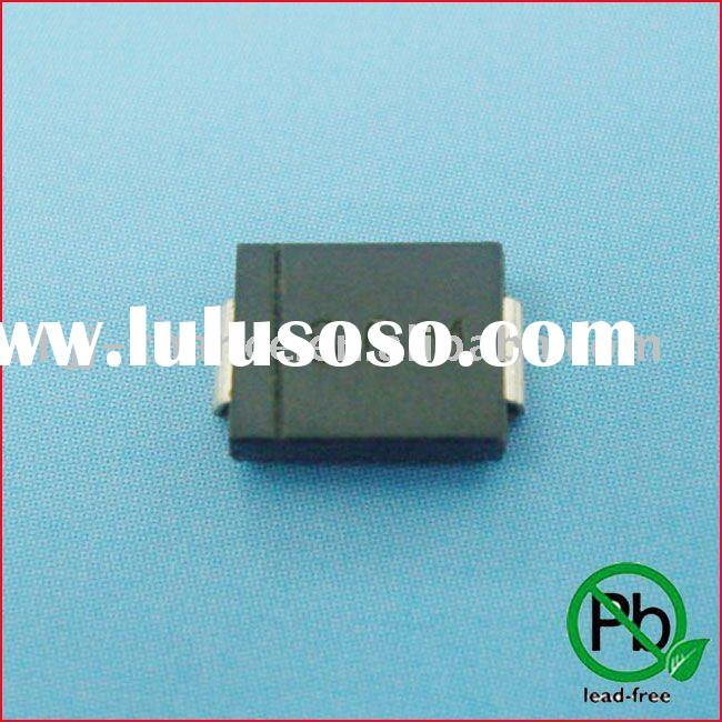 S6A thru S6M 6 ampere smd surface mount rectifier diode general purpose rectifier