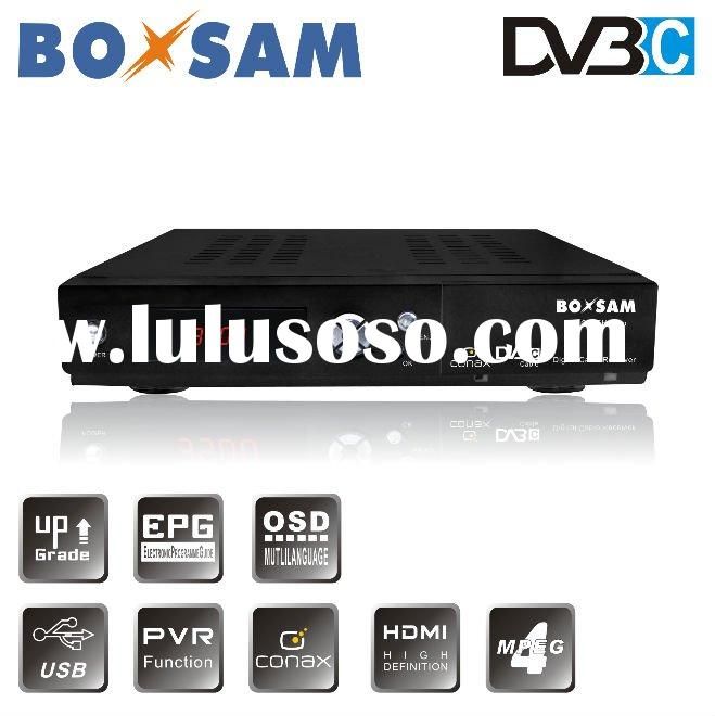 STi7105 High-Definition DVB-C RECEIVER