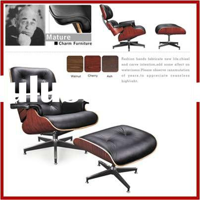 Solid Wood Frame Eames Chair Herman Miller