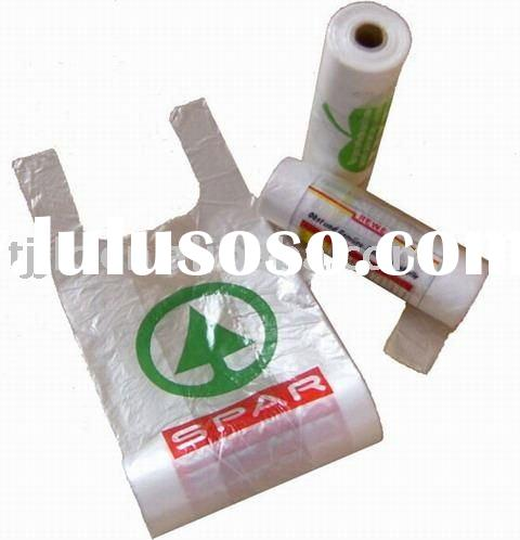 T shirt plastic bag (manufacturer)