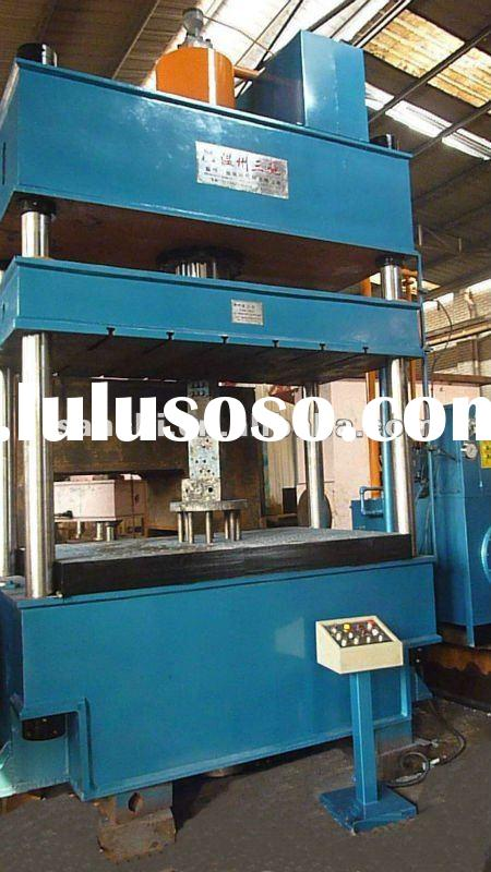 Y32-350 double effect deep drawing hydraulic press
