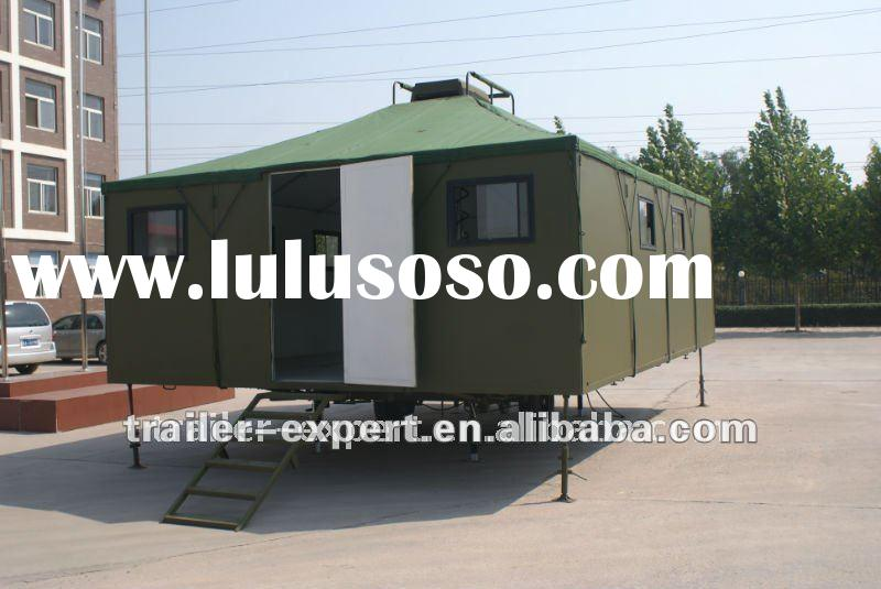 camping trailer/house trailer
