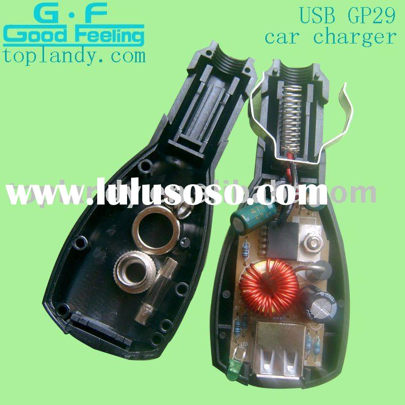 cell phone usb car charger with inside PCB