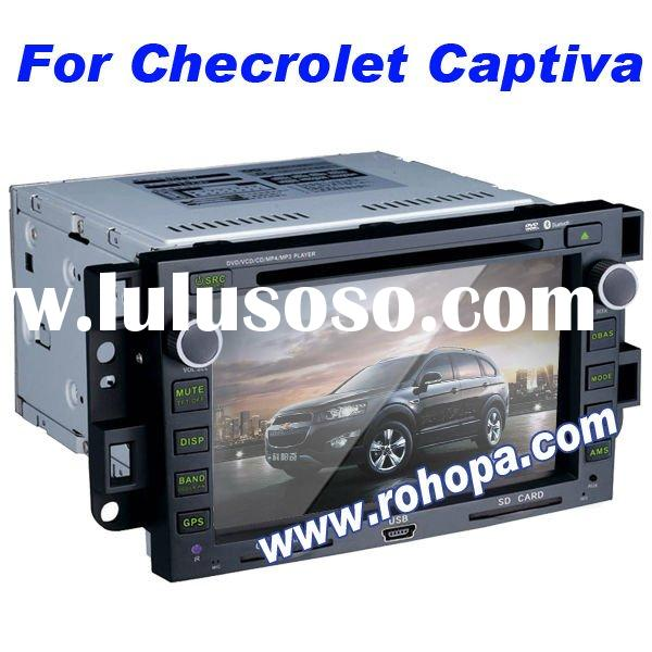 double din 7 inch Car dvd gps for Chevrolet Captiva Epica/Lova with pip rds bluetooth