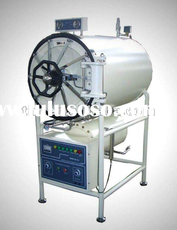hospital horizontal cylindrical pressure steam autoclave