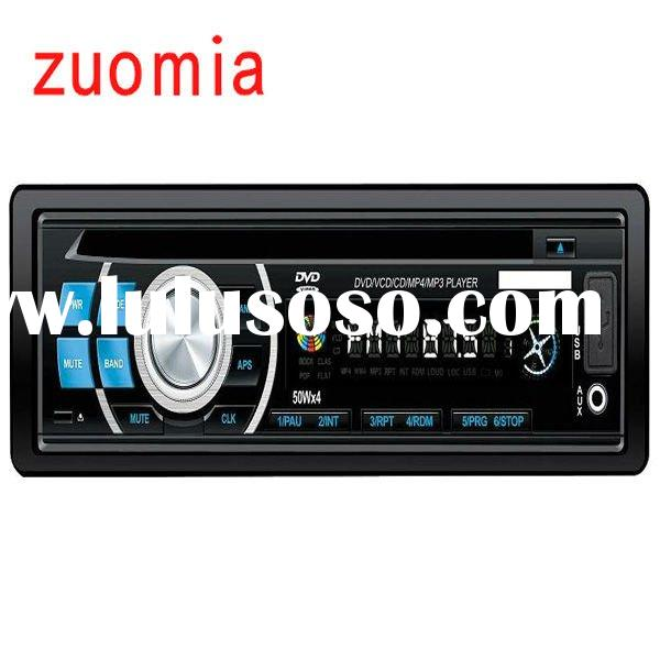hot selling car dvd player retractable screen