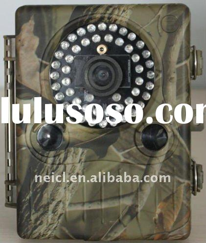 night vision Hunting Camera with 2.5 inch LCD screen