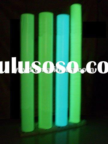 photo luminescent FILM , glow in the dark film ,glowing paper
