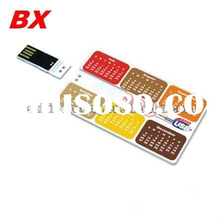 real capacity,wholesale usb business card flash drive