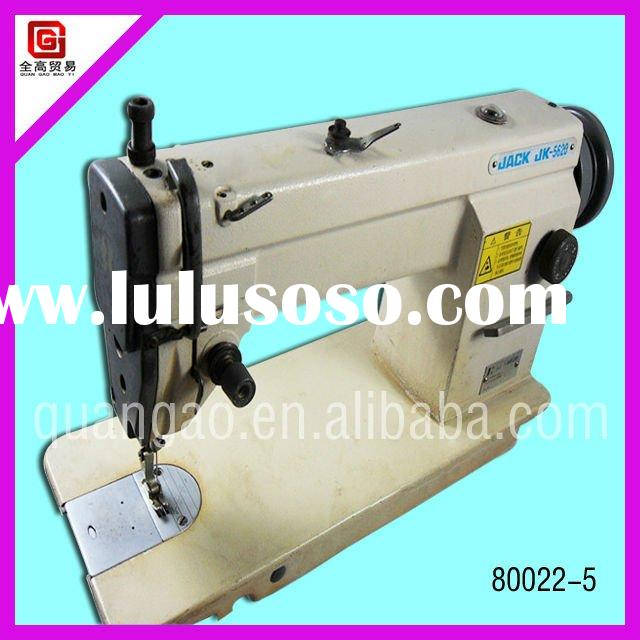 second hand for usual cloth JACK industrial sewing machine
