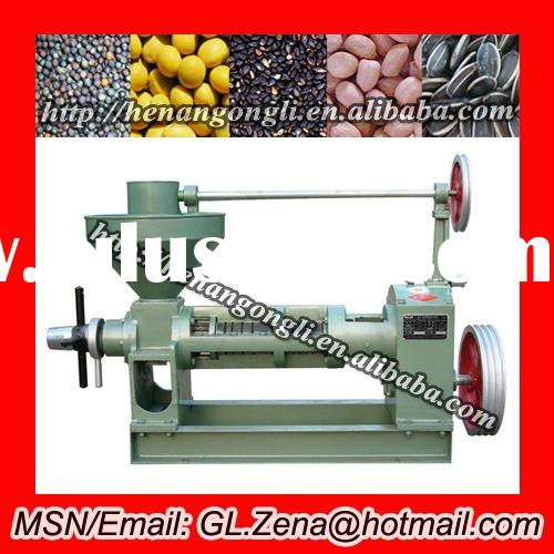 small oil screw press / palm kernel oil press machine / olive oil press prices