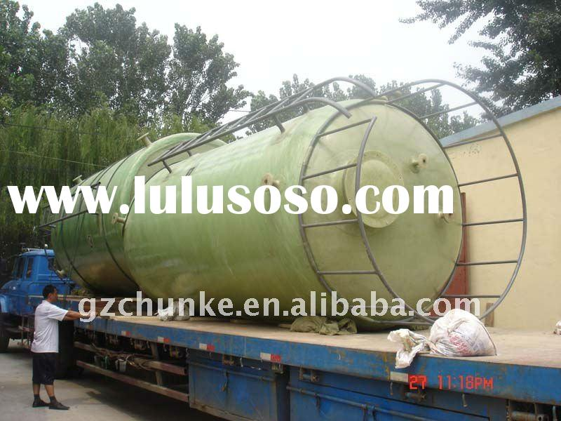 water filter/softener fiberglass tanks