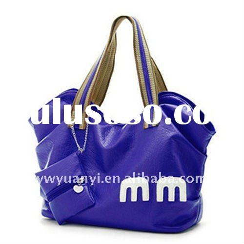 2011 new fashion clear tote bags