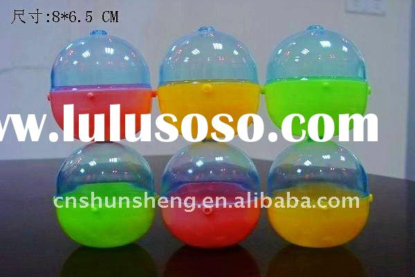 2011 newset Plastic egg Capsule Toy